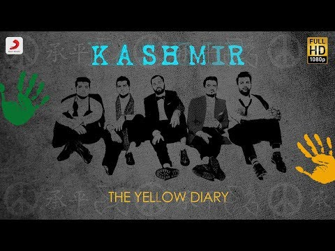 KASHMIR LYRICS - The Yellow Diary | Rajan Batra