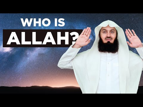 NEW | Who is Allah? Mufti Menk