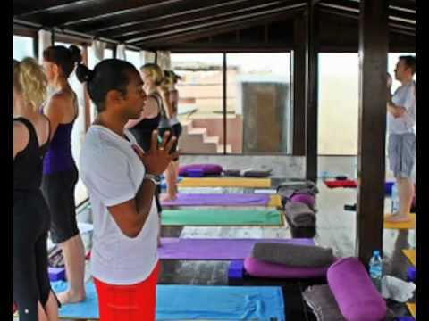Hot Power Yoga Retreat Morocco