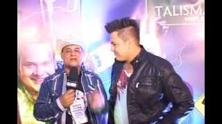 Entrevista da  Dupla Zé Ricardo e Thiago para DVM videos rodeio Franco da Rocha