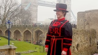Moira Cameron, the first female Beefeater / Yeoman Warder at the Tower of London - Londoner #19