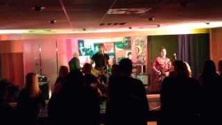 The Jam Tribute - Going Underground live @ Airdrie Excelsior Stadium Oct 2013