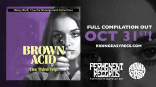 First State Bank - Before You Leave | Brown Acid - The Third Trip | RidingEasy Records