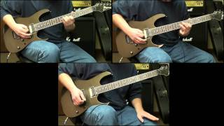 Metallica - Orion Guitar Cover - 3 Guitars