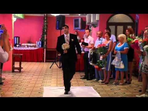 Свадебный клип САША+ИРА