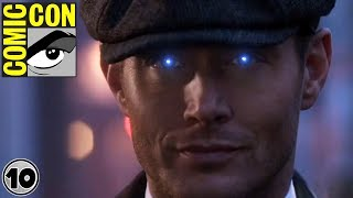 New Supernatural Season 14 Footage Revealed at SDCC