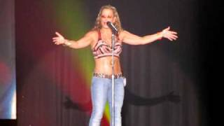 Anastacia   Sick and  tired live in  BA