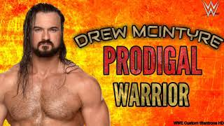 WWE: Drew McIntyre Theme song |ProDigal Warrior Remix| 2018•