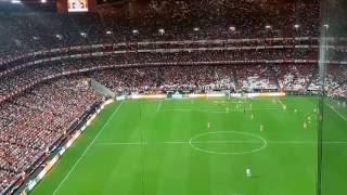 No name Boys (Benfica vs Paços) Poder Vocal ''Benfica o Amor da minha Vida''