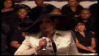 Pastor Marvin L. Winans and Vicki Winans Perfected Praise Choir 20 yr. Reunion