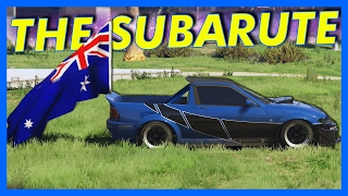 Mighty Car Mods Subarute Build!! - GTA 5 Mod Showcase