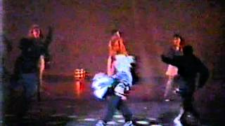 Holiday, Madonna como una virgen, show musical Barranquilla 1991