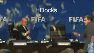 Blatter Jette tous tes billets en l'air feat LACRIM