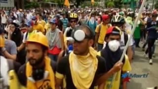 Acusan a Maduro de cometer crímenes de lesa humanidad contra su pueblo
