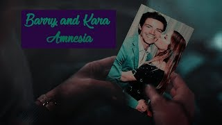 ➤Barry and Kara || Amnesia {Happy New Year 2017}