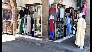 Les vendeurs au Quartier des Habous tirent la sonnette d'alarme par rapport à l'avenir du secteur