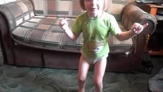 Ребёнок Танцует Hard Bass(Spb)