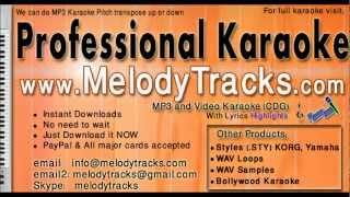 Sun le tu dil ki sada _ Rafi  KarAoke - www.MelodyTracks.com