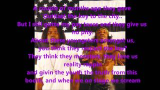 OutKast - Gasoline Dreams (Lyrics on screen) HD
