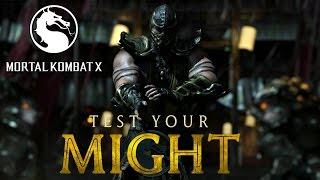 Mortal Kombat X - Test Your Might (Scorpion) [1080p] TRUE-HD QUALITY
