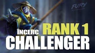 CONTINUAM CLIMB SPRE RANK 1 CHALLENGER | VIDEO NOU VS HIGH ELO UP PE CANAL !
