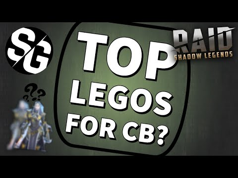 [RAID SHADOW LEGENDS] TOP LEGENDARIES FOR THE CLAN BOSS