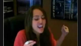 Me sings Michael Jackson Songs