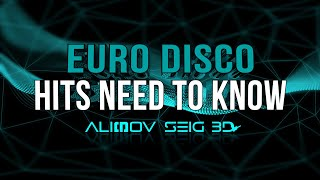 SupeR italo disco AVSY classic [ NUMERO UNO ] 10 Eternal Disco / Smart SelectioN / 1080p.