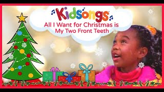 All I Want for Christmas Is My Two Front Teeth | Kidsongs | Kids Christmas Songs | PBS Kids
