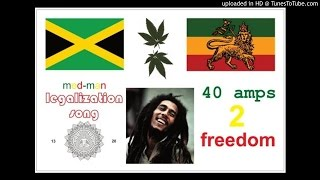 bob marley - redemption song (gro-mix)