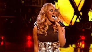 Joelle Moses performs 'Stronger' - The Voice UK - Live Show 3 - BBC One