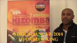 KIZOMBA NATION - Dj Carlos King (ÁfricAdançar)