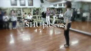 SHU Urban Kiz Improvisation