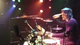 "Paul Wandtke Trivium Drum Cam: ""Down From the Sky"""
