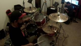 Im Still Standing (Sing version by Jonny) - Tony Aguilar Drum Cover