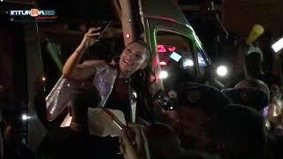 Andra, asaltată de fani dupa concertul de la TURDA #ZMT