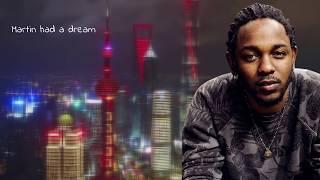 Kendrick Lamar - Backseat freestyle Lyric video (Liquid sofa remix)