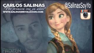 POR PRIMERA VEZ EN AÑOS (Male Cover) FROZEN by CARLOS SALINAS