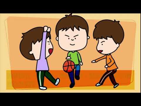 國小生活技能: 身體動起來、健康動起來 - YouTube