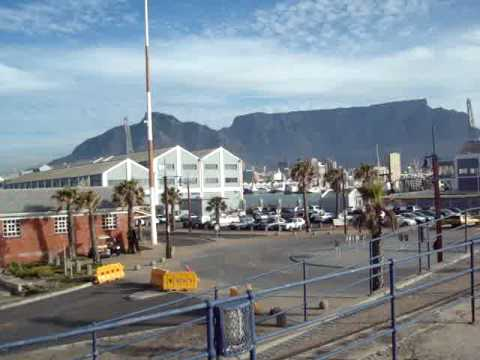 View from Waterfront – Cape Town – South Africa