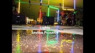Lights Saulius Prūsaitis 2012.09.20 koncerto įžanga