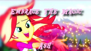 Embrace The Magic {Quick Cover} ~ MLP