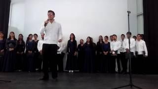 """Sebastián Vela interpreta """"Lo que no fue no será"""""""