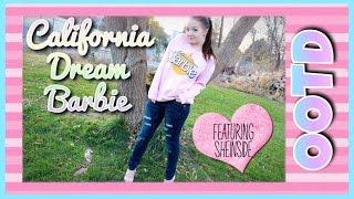 OOTD: California Dream Barbie! (Feat. SheInside)
