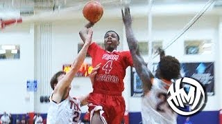 Dennis Smith Jr Gets Buckets At The First Adidas Gauntlet! Dallas Recap!