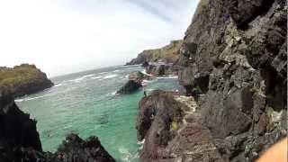 Spearfishing Cornwall GoPro HD