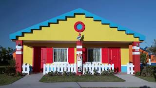 LEGOLAND Beach Retreat Top 5: LEGO Bungalow