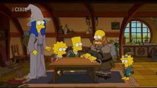 Simpsonovi a Pán prstenů