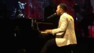 John Legend - Used to Love U (Live at Tempodrom Berlin 2014)