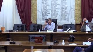 Consiglio Comunale di Marsala del 12/08/2020